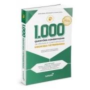 1.000 Questões Comentadas para Provas e Concursos em Medicina Veterinária