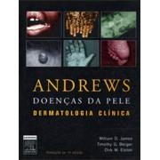 LIVRO ANDREW`S DOENCAS DA PELE