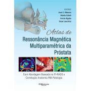 ATLAS DE RESSONANCIA MAGNETICA MULTIPARAMETRICA DA PROSTATA  Autor: JOANA C VILANOVA VIOLET CATALA FERRAN ALGABA OSCAR LAUCIRICA