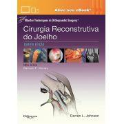 CIRURGIA RECONSTRUTIVA DO JOELHO MASTER TECHNIQUES IN ORTHOPAEDIC SURGERY