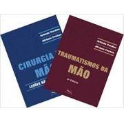 coleção cirurgia e traumatismo da mão  2 volumes