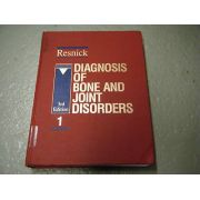 Diagnosis of Bone and Joint Disorders Vol 1
