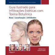 GUIA ILUSTRADO PARA INFILTRACOES ESTETICAS COM TOXINA BOTULINICA
