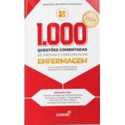 Livro - 1.000 Questões Comentadas de Enfermagem