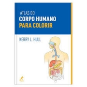 Livro - Atlas do Corpo Humano para Colorir