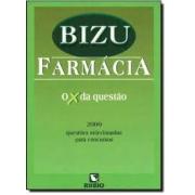 Livro - Bizu de Farmácia - 200 Questões Selecionadas para Concursos