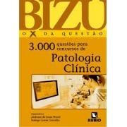 Livro - Bizu de Patologia Clínica 3000 Questões para Concursos