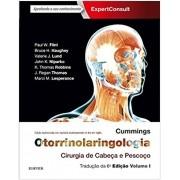 Livro - Cummings Otorrinolaringologia - Cirurgia de Cabeça e Pescoço