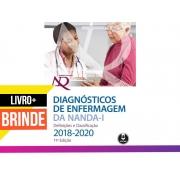 livro DIAGNÓSTICO DE ENFERMAGEM DA NANDA + BRINDE!