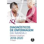 livro DIAGNÓSTICO DE ENFERMAGEM DA NANDA-I - DEFINIÇÕES E CLASSIFICAÇÃO