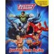 Livro - Justice League: Juntos em Ação