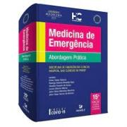 Livro Medicina de Emergência - USP - 15ª Edição 2021
