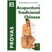 Livro - Provas de Acupuntura Tradicional Chinesa/ VOL III