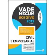 Livro - Vade Mecum Saraiva 2019 - Civil e Empresarial