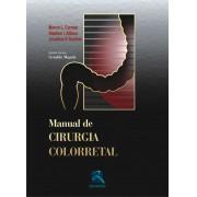 LIVRO Manual De Cirurgia Colorretal
