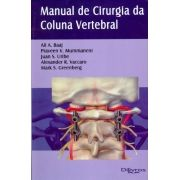 MANUAL DE CIRURGIA DA COLUNA VERTEBRAL