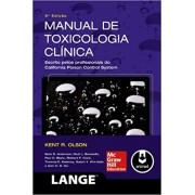 Manual de Toxicologia Clínica - Kent R. Olson