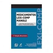 Medicamentos Lexi-comp - capa esfolada no canto