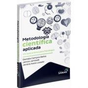 Metodologia Científica Aplicada- Um guia para Psicólogos.