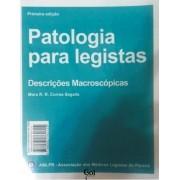 PATOLOGIA PARA LEGISTA