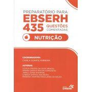 livro Preparatório para Ebserh 435 queatoes comentadas- Nutrição