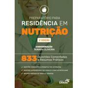 Preparatório Residência Nutrição 2 Edição