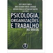 Psicologia, Organizacoes E Trabalho