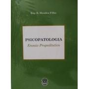 PSICOPATOLOGIA ENSAIO PROPEDEUTICO