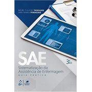 Sae - Sistematização da Assistência de Enfermagem 3 a ed