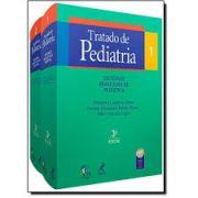 Tratado de Pediatria 3a edição 2 volumes