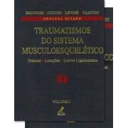TRAUMATISMOS DO SISTEMA MUSCULOESQUELETICO 2 VOLS