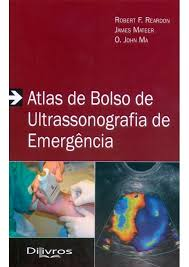 LIVRO ATLAS DE BOLSO DE ULTRASSONOGRAFIA DE EMERGENCIA