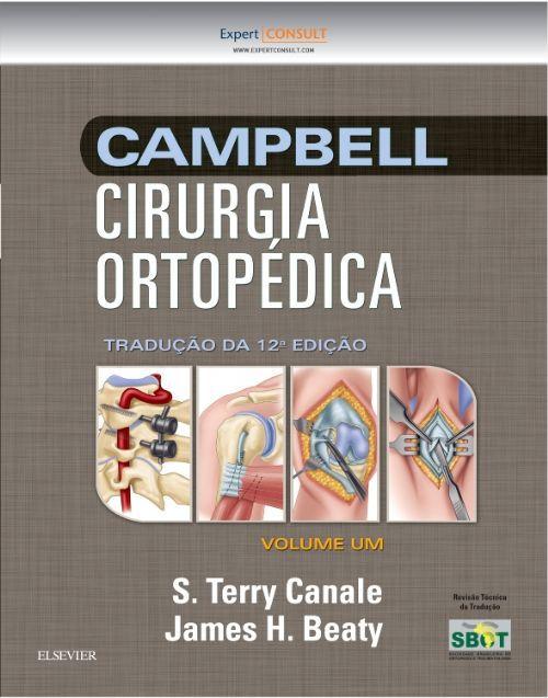 CAMPBELL CIRURGIA ORTOPEDICA