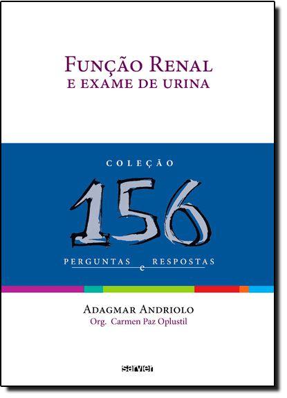 Coleção 156: Função Renal e Exame de Urina