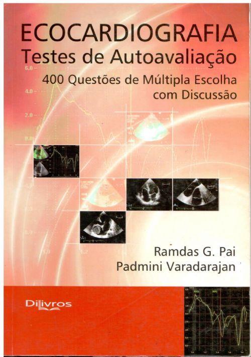 ECOCARDIOGRAFIA - TESTES DE AUTOAVALIACAO