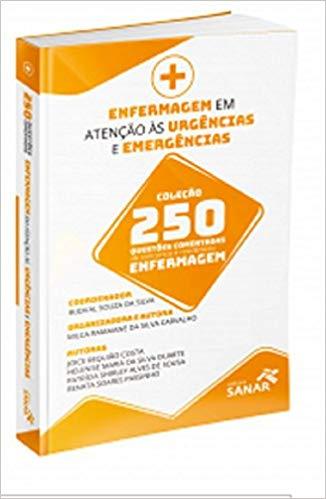 Livro - Enfermagem em Atenção às Urgências e Emergências