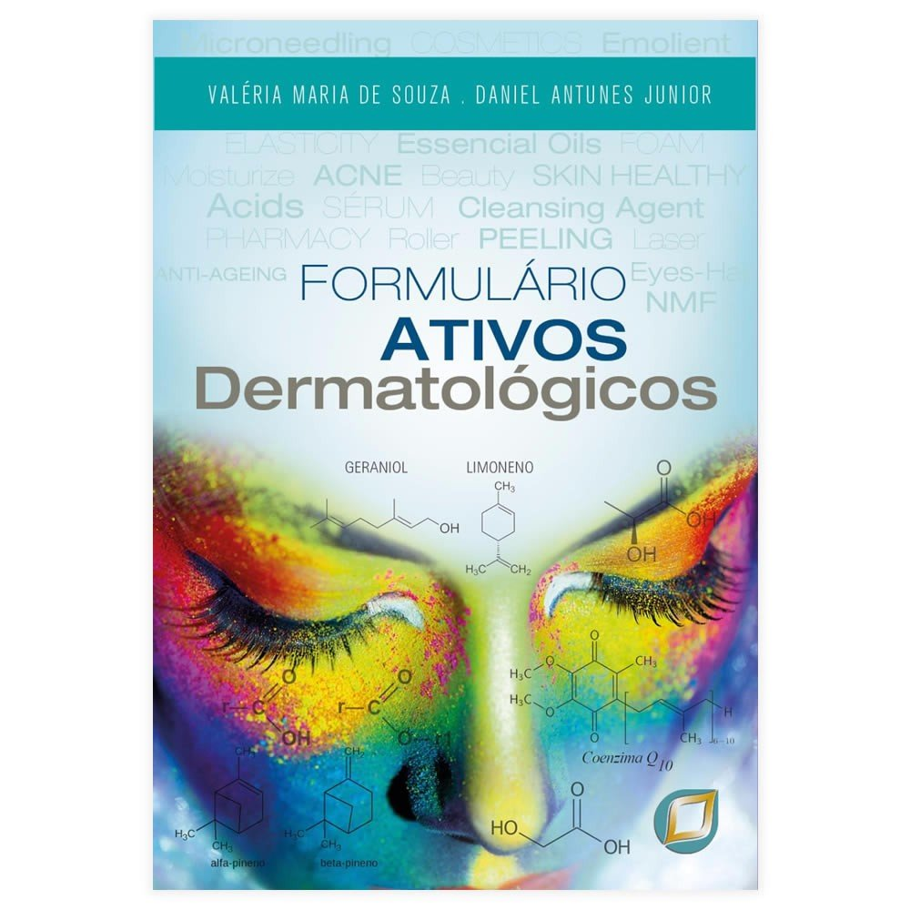 FORMULÁRIO ATIVOS DERMATOLÓGICOS