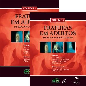 FRATURAS EM ADULTOSDE ROCKWOOD E GREEN (2 VOLUMES) 7 EDIÇÃO