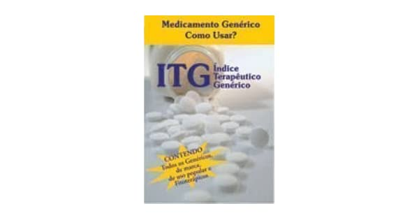 ITG I.T.G. - Indice Terapeutico Generico - Medicamento Generico, Como Usar
