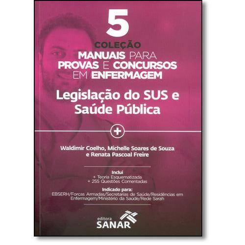 legislação do sus e saúde pública