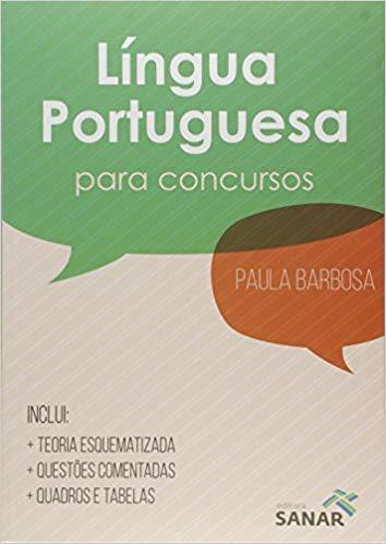 LÍNGUA PORTUGUESA PARA CONCURSO