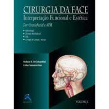 Livro - Cirurgia da Face - Dor Craniofacial e ATM - Vol. 1