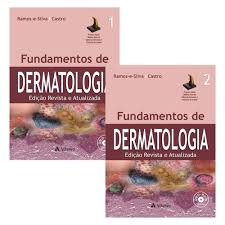 Livro - Fundamentos de Dermatologia 2 VOLUMES