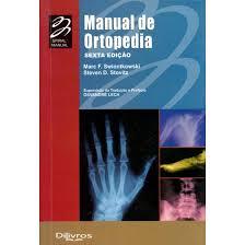 Livro - Manual de Ortopedia