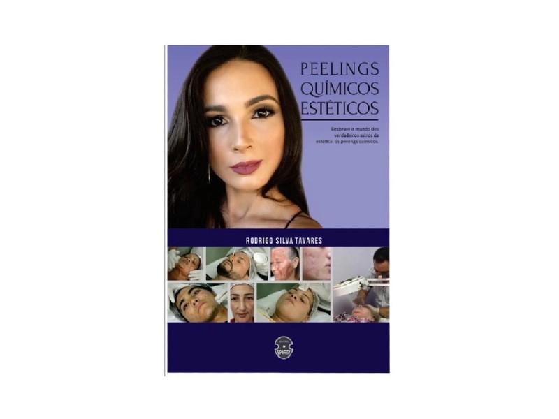 Livro Peelings Químicos Estéticos Acompanha Dvd
