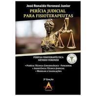 Livro - Perícia Judicial Para Fisioterapeutas 3 ed