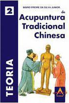 Livro - Teoria de Acupuntura Tradicional Chinesa / VOL II