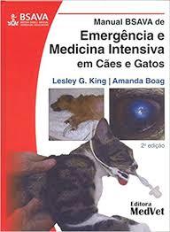 Manual BSAVA de Emergências e Medicina Intensiva em Cães