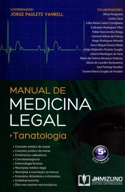 MANUAL DE MEDICINA LEGAL