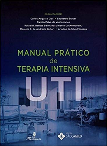 Manual Prático de Terapia  Intensiva - UTI